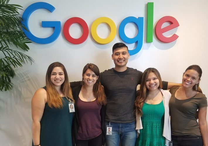 Friends at Google